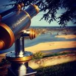 Vue sur la Loire...