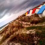 Gouville sur Mer dans la Manche (50)