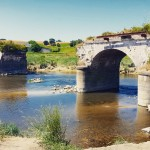 Pont de la Roque dans la Manche (50)