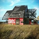 Village fantôme de Pirou dans la Manche (50) - Photo Karine Leroy - Studio Carrélight