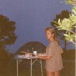 Karine 15 ans en Corse