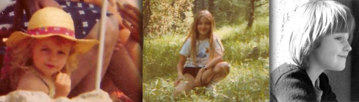 Karine jusqu'à 8 ans